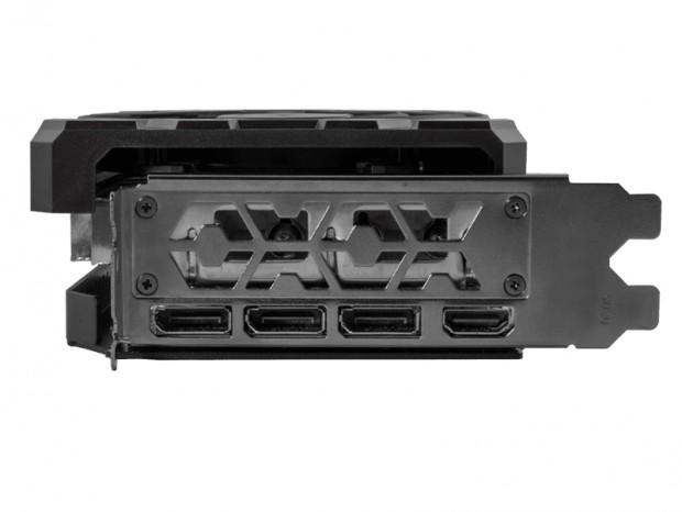 デュアルファンクーラー採用のGeForce RTX 3070 TiがGALAKURO GAMINGから