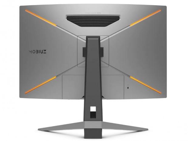 ベンキュー、MOBIUZブランドから曲面ゲーミング液晶計3機種発売