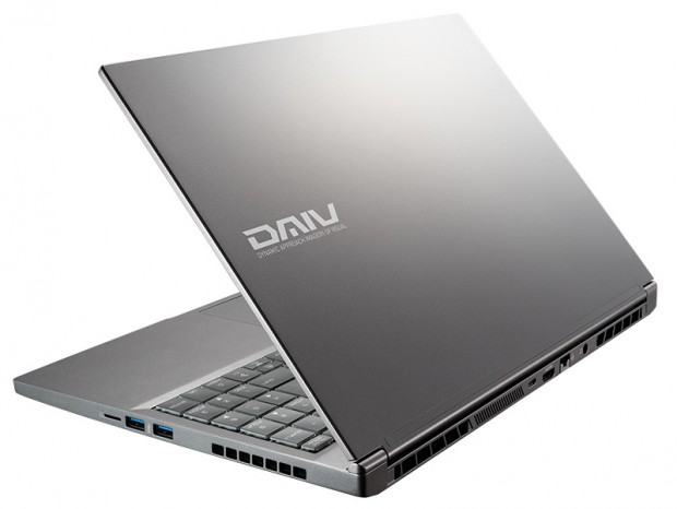 マウスDAIV、GeForce RTX 3050 Laptop搭載のクリエイター向けノート