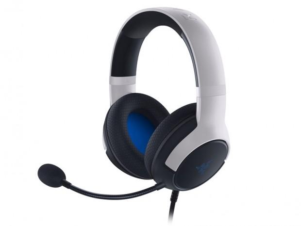 Razer、PS5/PS4用ヘッドセット「Kaira X for PlayStation」などコンソール向けデバイス